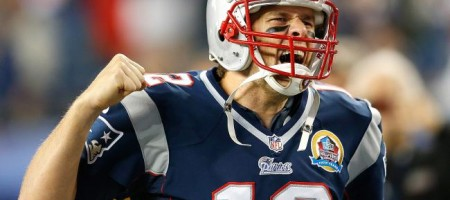 Tom Brady, QB New England Patriots